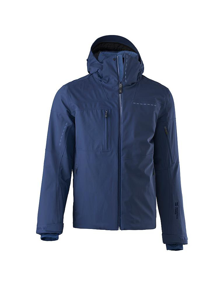MOUNTAIN FORCE | Herren Skijacke Hudson | blau