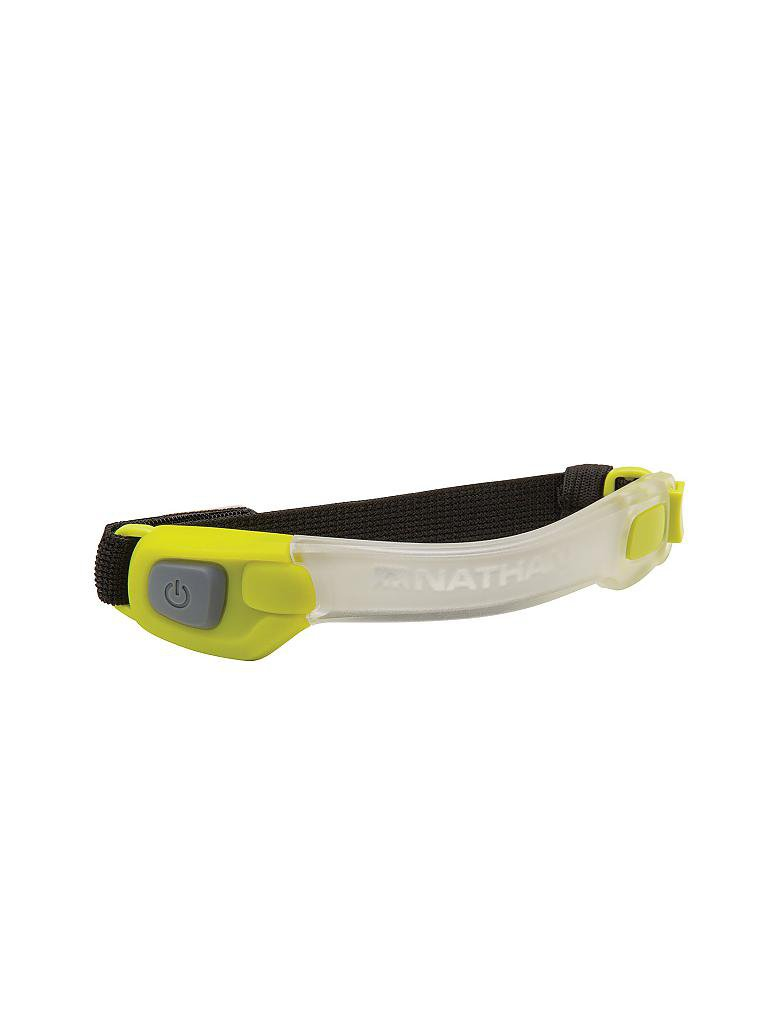 NATHAN | Light Bender LED Armband | gelb