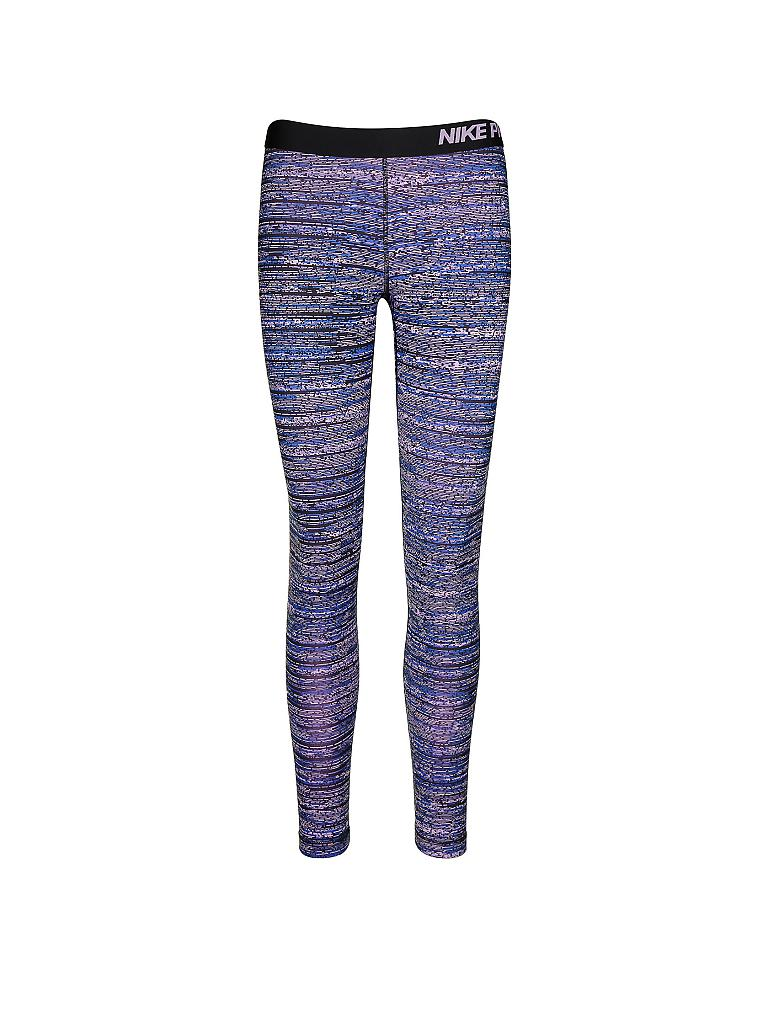 NIKE | Damen Fitness-Leggings Hyperwarm | bunt