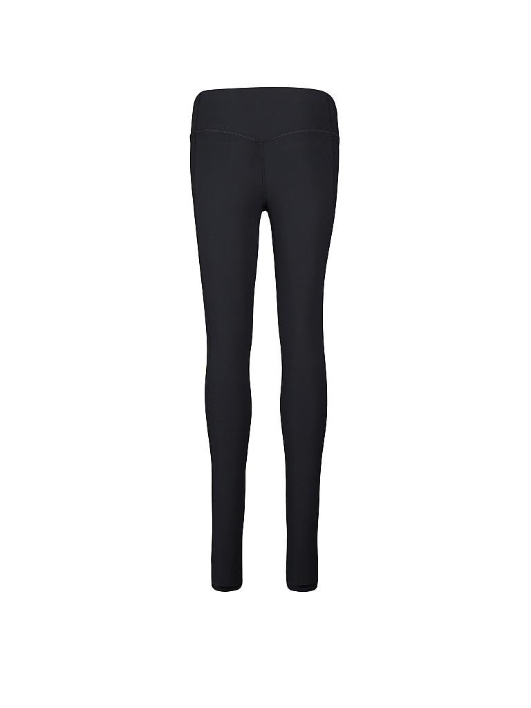 NIKE | Damen Fitness-Leggings | schwarz