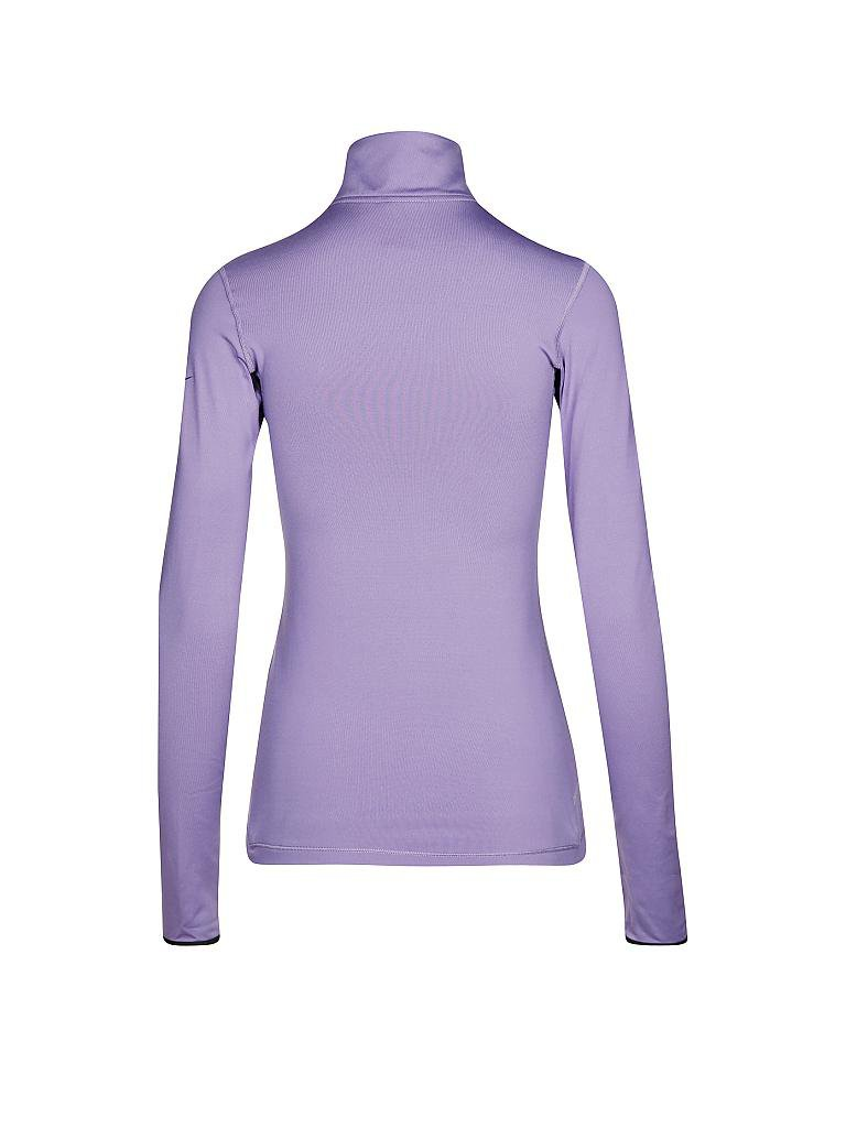NIKE | Damen Fitness-Shirt Hyperwarm | lila