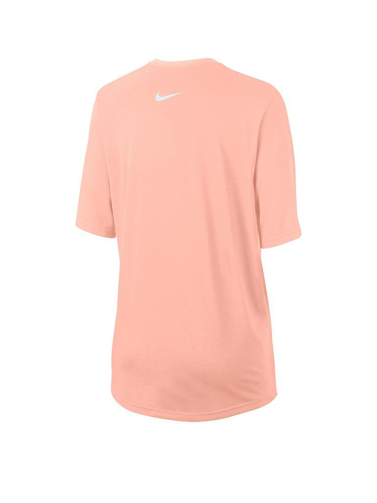 NIKE | Damen Fitness-Shirt Second Nature | rosa
