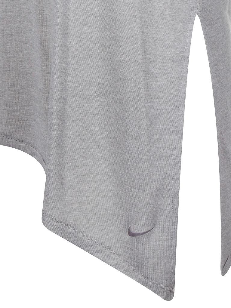 NIKE | Damen Fitness-Shirt | grau