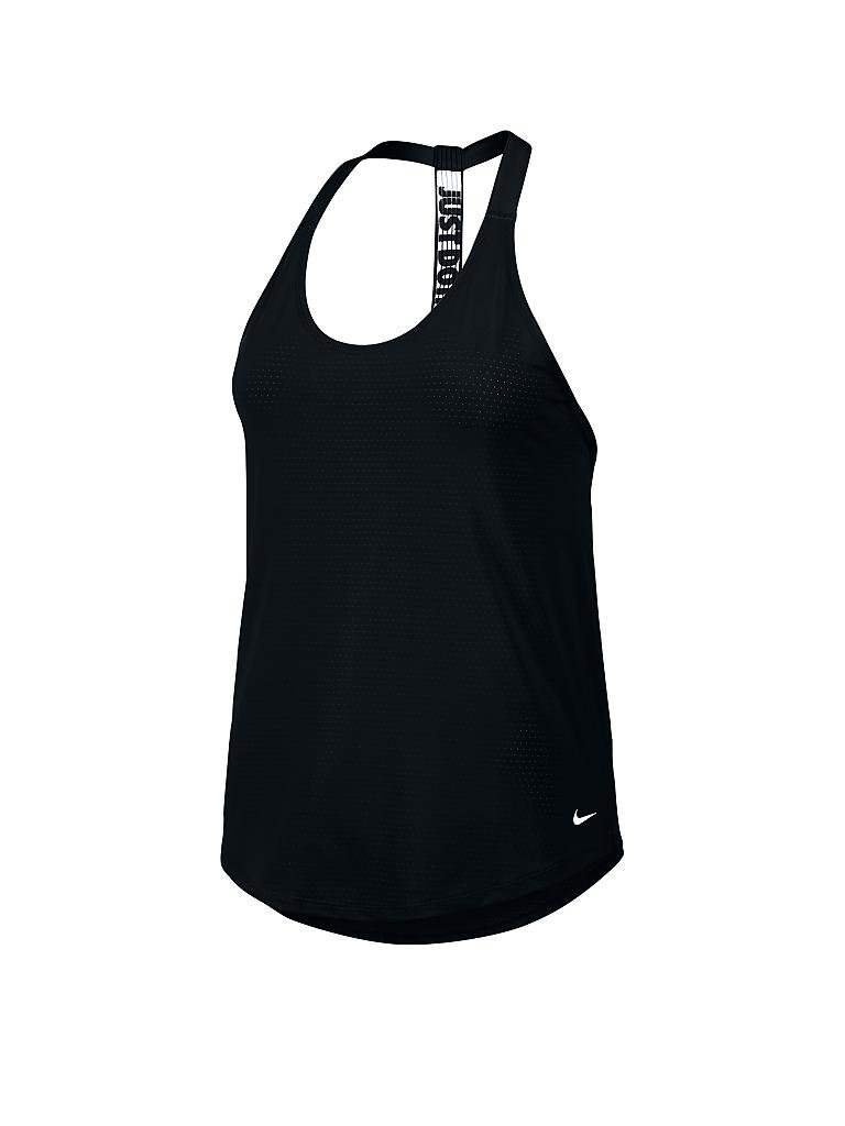 NIKE | Damen Fitness-Tanktop Training | schwarz