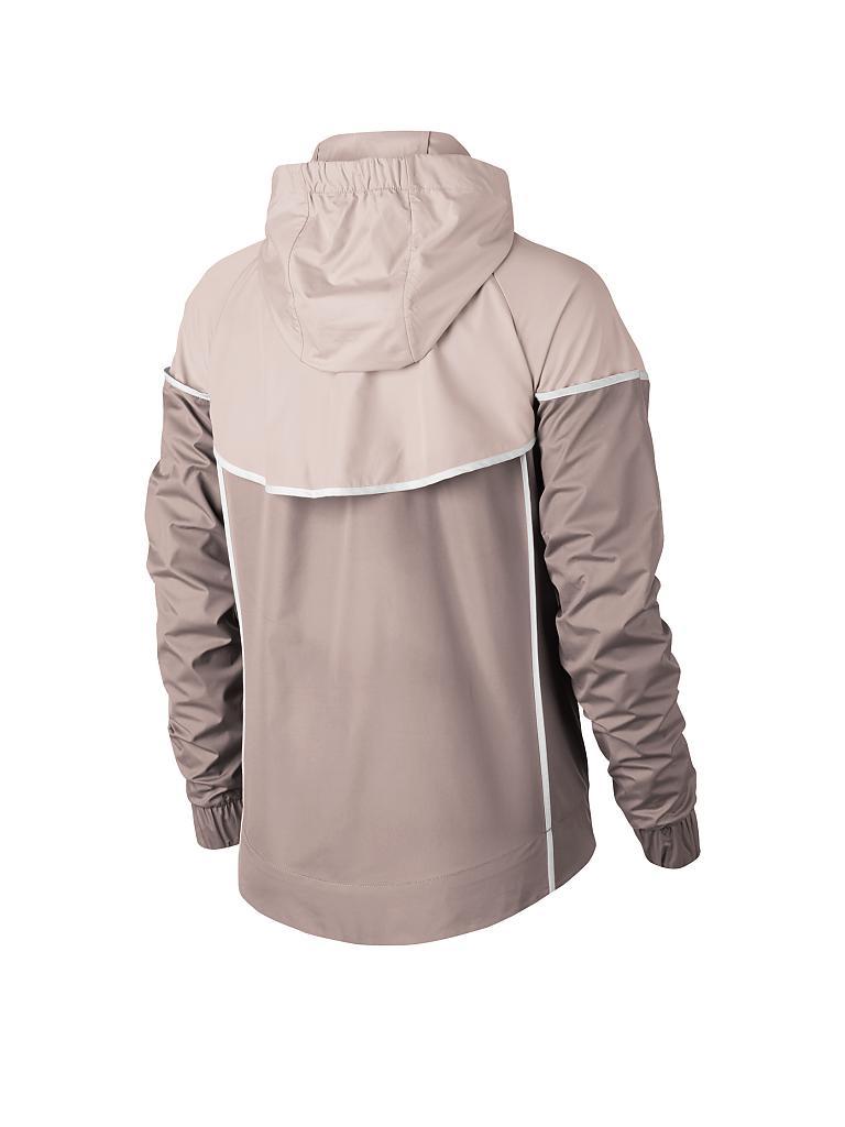 nike damen jacke nike sportswear windrunner rosa xs. Black Bedroom Furniture Sets. Home Design Ideas