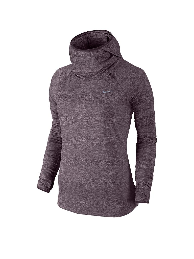 NIKE | Damen Laufhoodie Element | lila