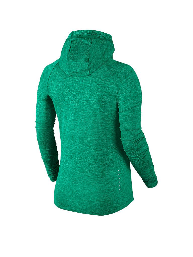 NIKE | Damen Laufhoodie Element | grün