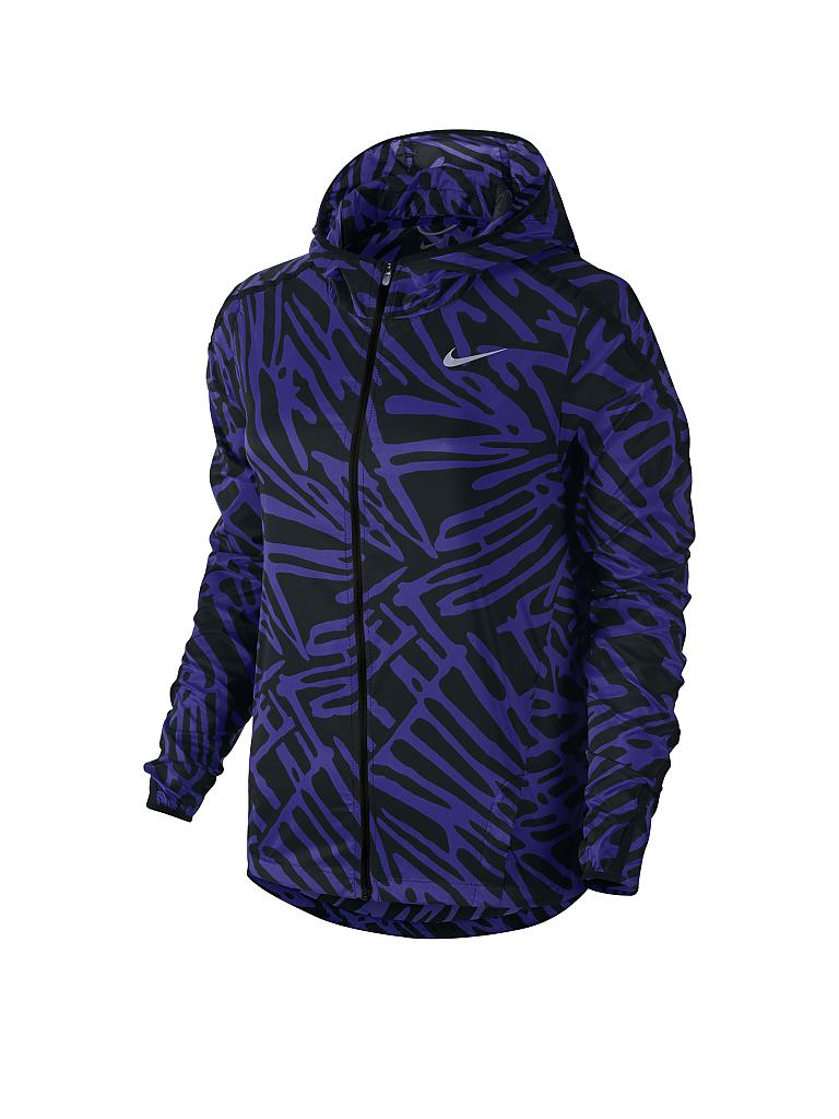 NIKE | Damen Laufjacke Palm Impossibly | blau