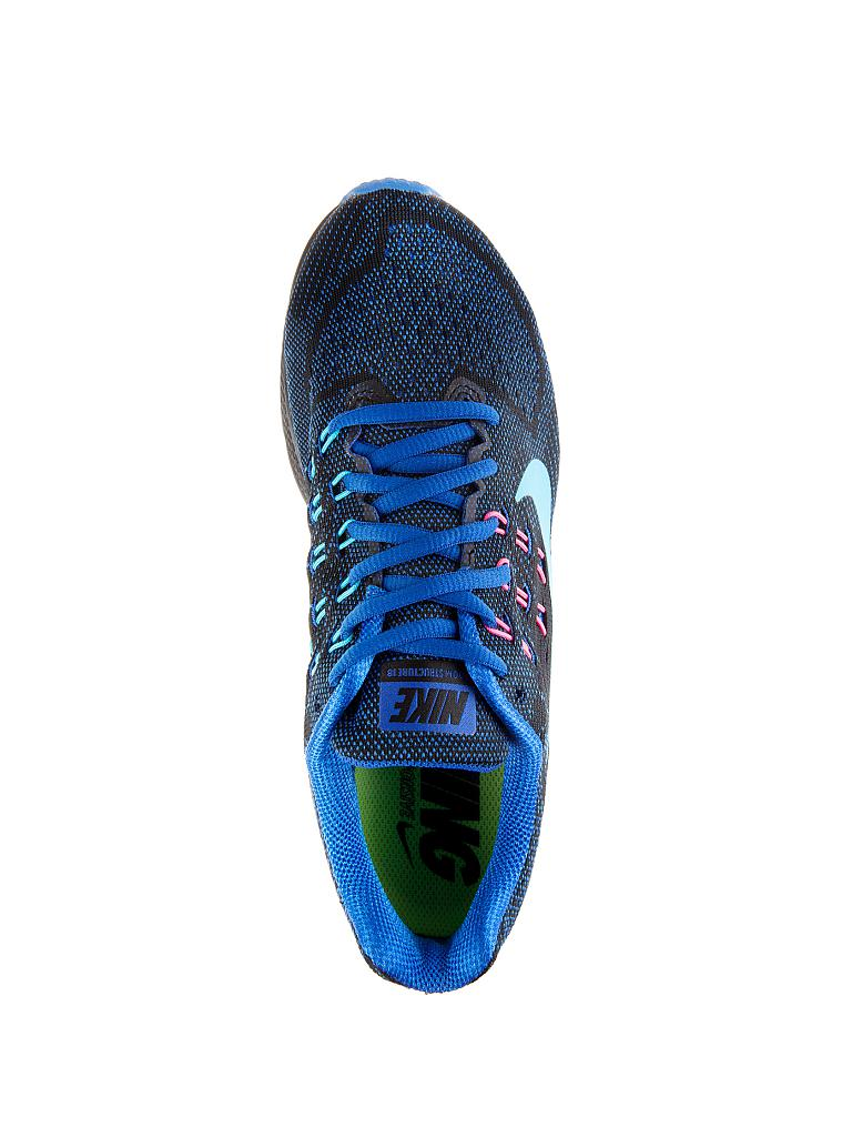 NIKE | Damen Laufschuh Air Zoom Structure | blau