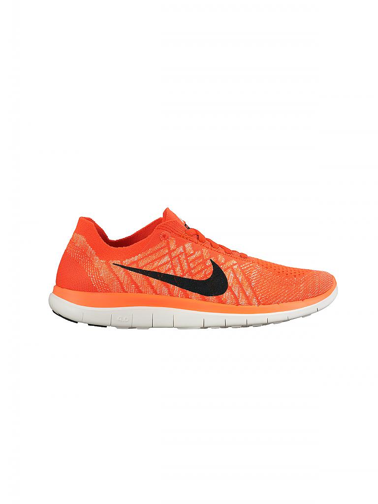 NIKE | Damen Laufschuh Free 4.0 | orange