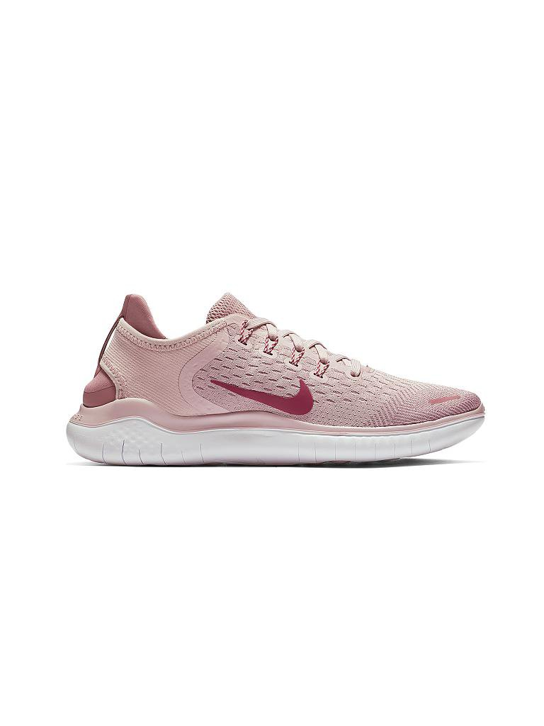 NIKE | Damen Laufschuh Free RN 2018 Plum Chalk / Plum Dust / True Berry | rosa
