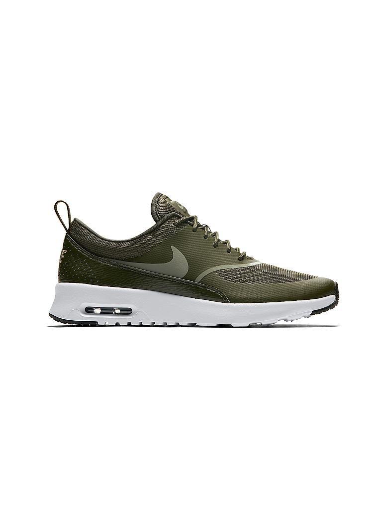 newest 9f677 8d3a9 NIKE  Damen Schuh Nike Air Max Thea  olive