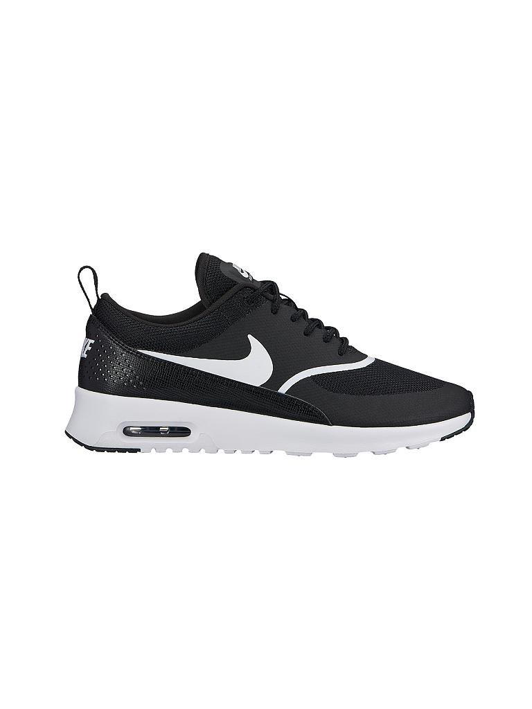 nike damen schuh nike air max thea schwarz 37 5. Black Bedroom Furniture Sets. Home Design Ideas