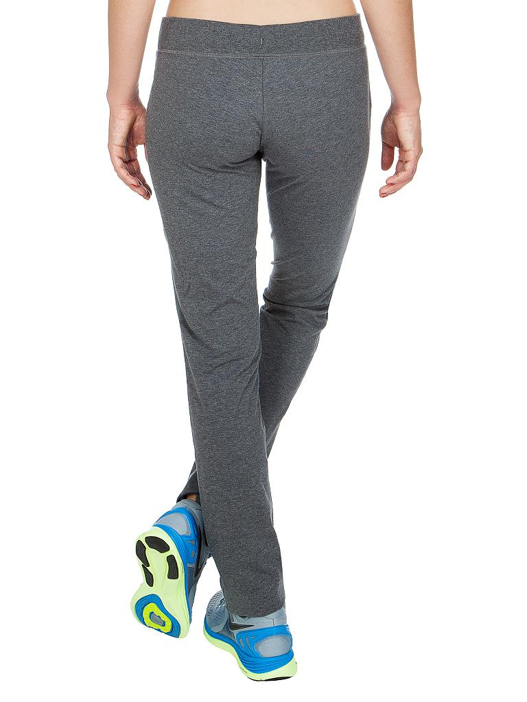NIKE | Damen Trainings-Hose Jersey Pant-OH | grau