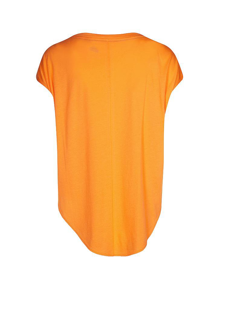 NIKE | Damen Trainings-Shirt Signal Loose Fit | orange