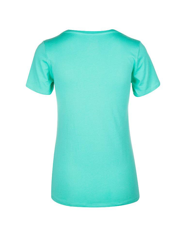 NIKE | Damen Trainings-Shirt | grün