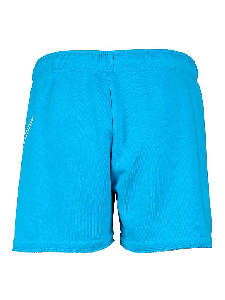 NIKE | Damen Trainings-Short | blau