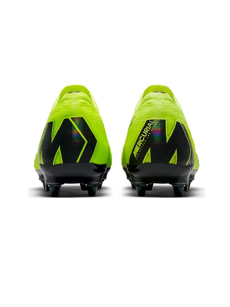 sale retailer 38a5d 46be2 NIKE Fußballschuh Stollen Mercurial Vapor 360 Elite SG-PRO Anti-Clog gelb    41