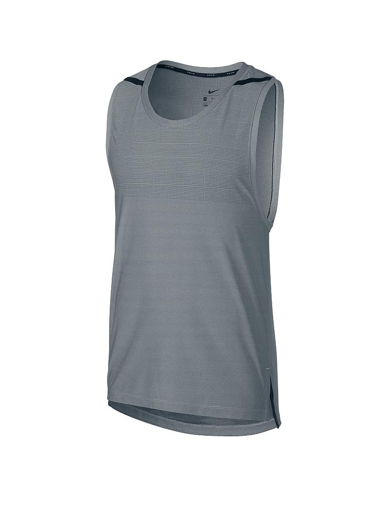 NIKE | Herren Fitness-Tanktop Dri-FIT Tech Pack | grau