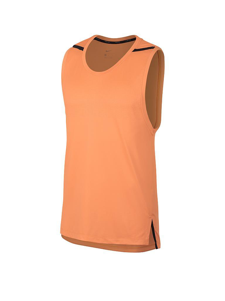 NIKE | Herren Fitness-Tanktop Dri-FIT Tech Pack | orange