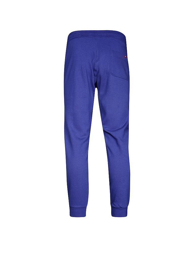 nike herren jogginghose aw77 blau s. Black Bedroom Furniture Sets. Home Design Ideas