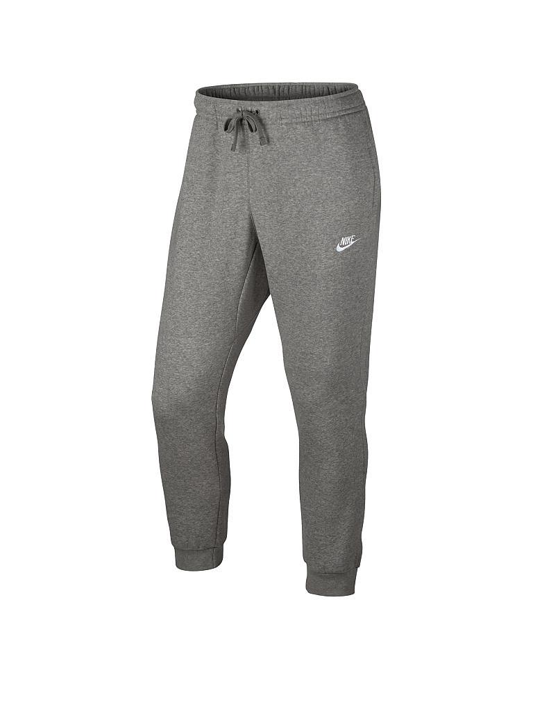 nike herren jogginghose nike sportswear grau s. Black Bedroom Furniture Sets. Home Design Ideas