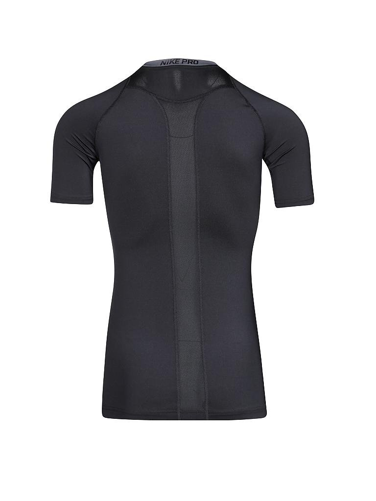 NIKE | Herren Trainings-Shirt Compression Pro | schwarz