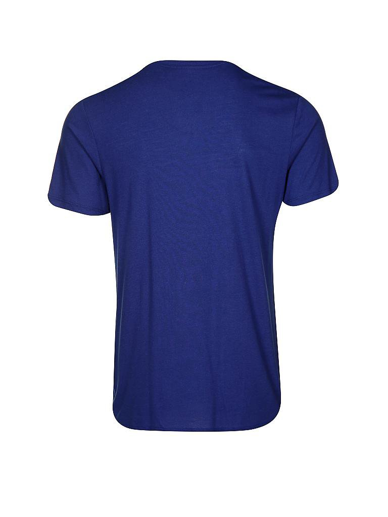NIKE | Herren Trainings-Shirt | blau