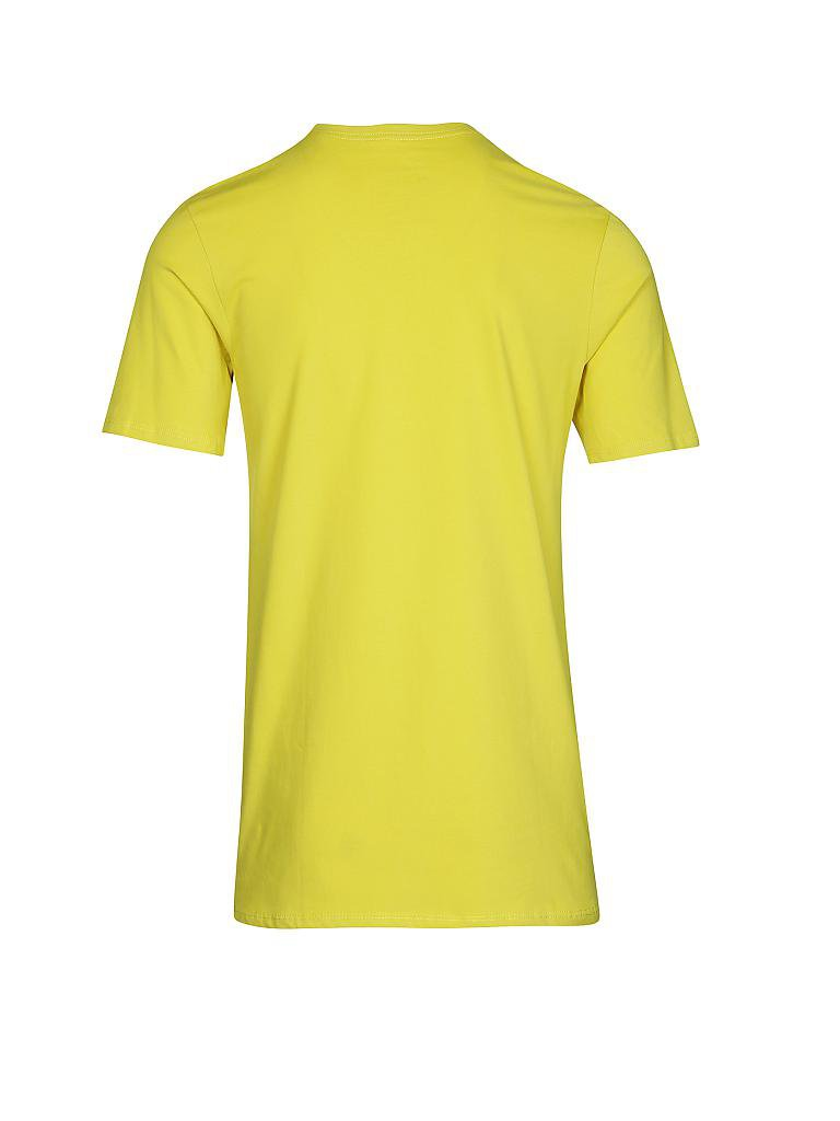 NIKE | Herren Trainings-Shirt | gelb