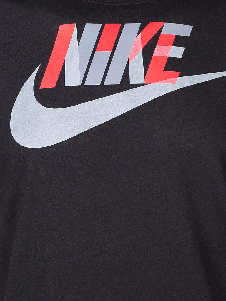 NIKE | Herren Trainings-Shirt | schwarz