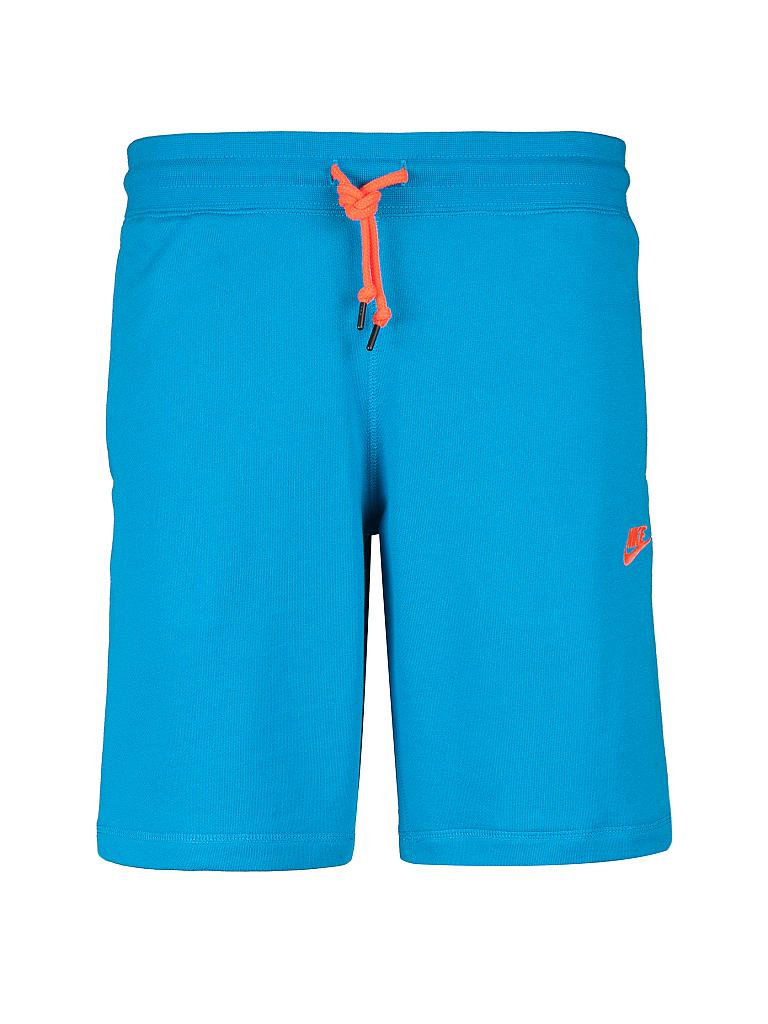 NIKE | Herren Trainings-Short | blau