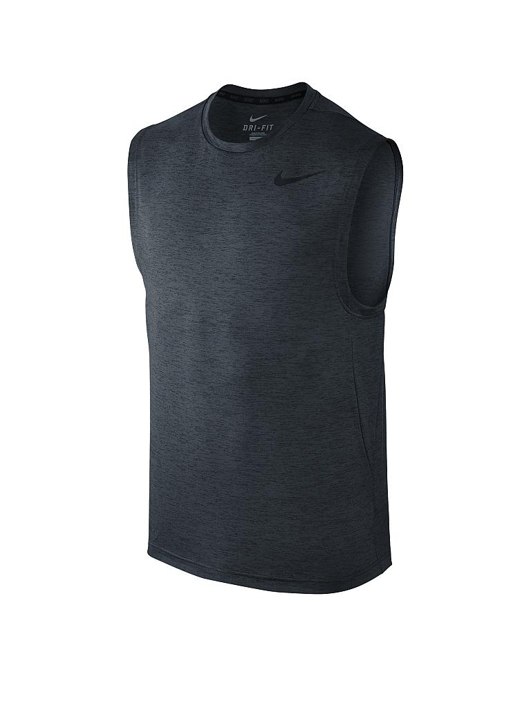 NIKE | Herren Trainings-Tanktop Dri-Fit | schwarz