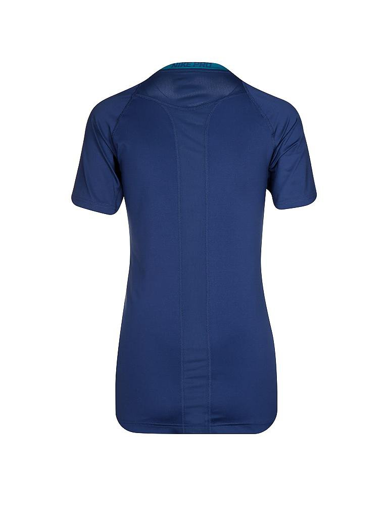 NIKE | Herren Trainingsshirt Compression Pro | blau
