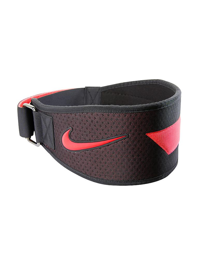 NIKE | Intensity Training Belt | schwarz
