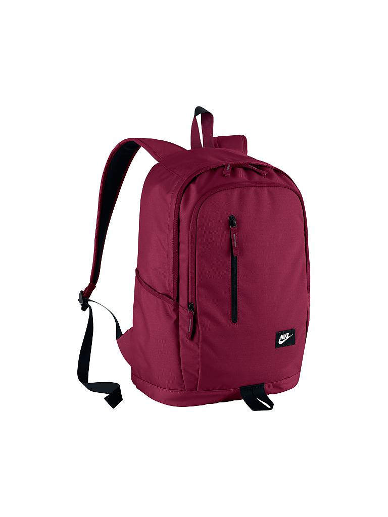 NIKE | Rucksack All Access | rot