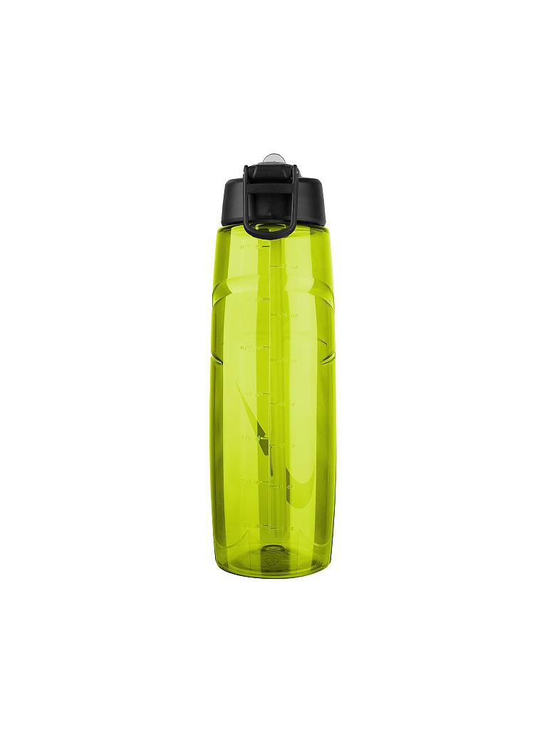 NIKE | T1 Flow Swoosh Water Bottle Trinkflasche | grün