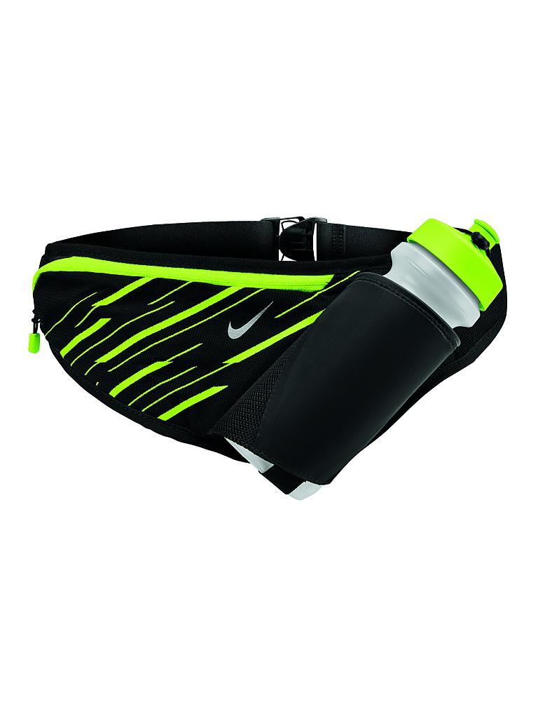 NIKE | Trinkgurt Large Bottle Belt 650ml | schwarz