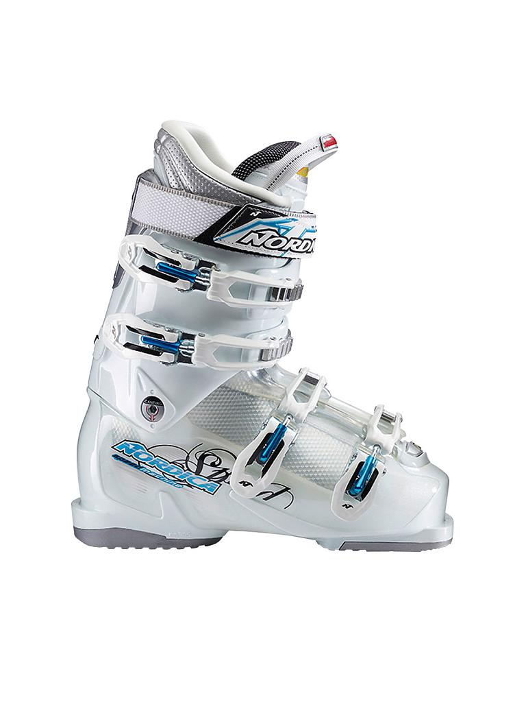 NORDICA | Damen Skischuh Speedmachine 95 | weiß