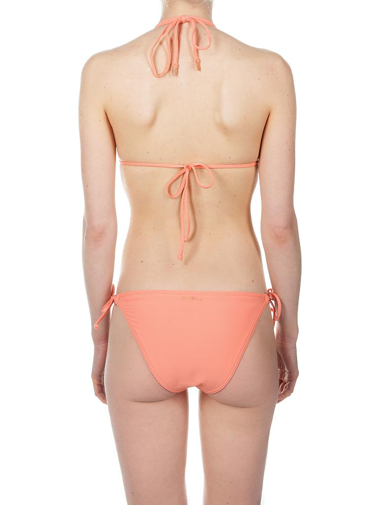 O'NEILL | Damen Triangle Bikini | orange