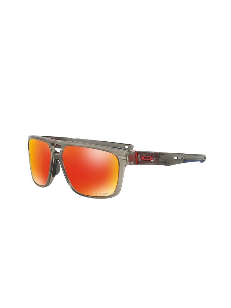 OAKLEY Sonnenbrille Crossrange™ Patch PRIZM™ Matte Gray Ink grau