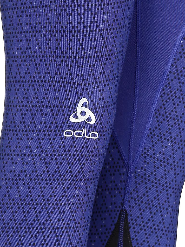 ODLO | Damen 3/4 Lauftight Gliss | blau