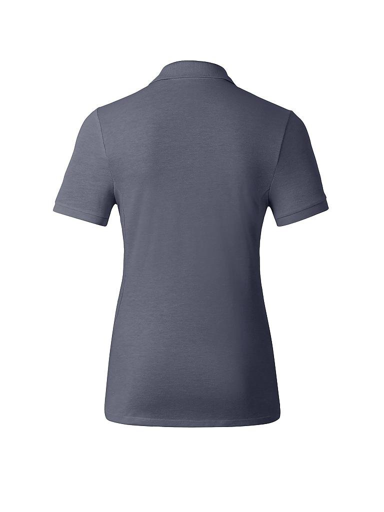 ODLO | Damen Funktionspolo Trim | blau