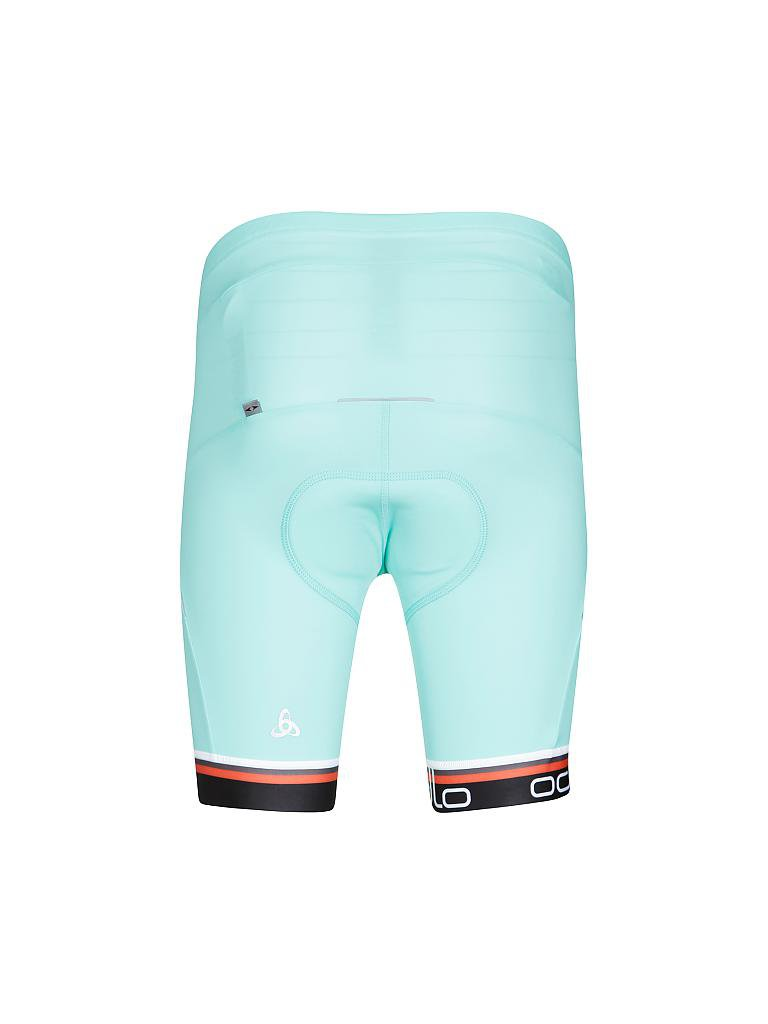ODLO | Damen Radshort Flash X | türkis