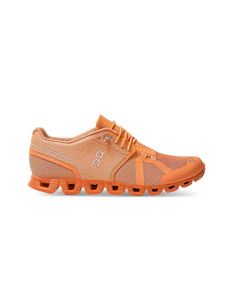 ON | Damen Laufschuhe The Cloud Monochrome | orange