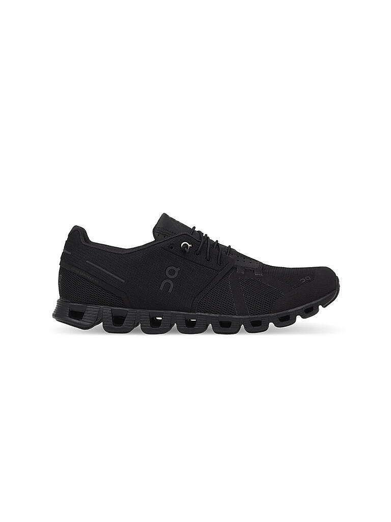 ON | Herren Laufschuhe The Cloud BLACK | schwarz