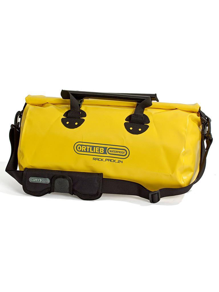ortlieb fahrrad packtasche rack pack gelb m 31liter. Black Bedroom Furniture Sets. Home Design Ideas