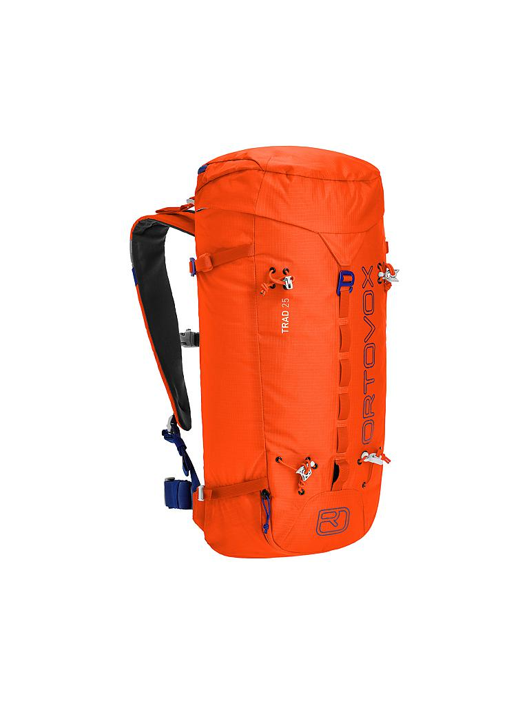 ORTOVOX | Alpinrucksack Trad 25 | orange