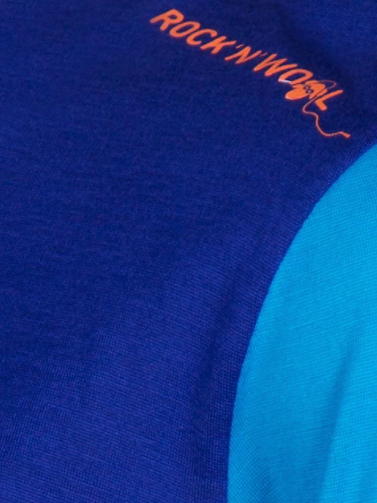5dbe43ed1f8a21 ORTOVOX Damen Shirt Rock n Wool 185 blau
