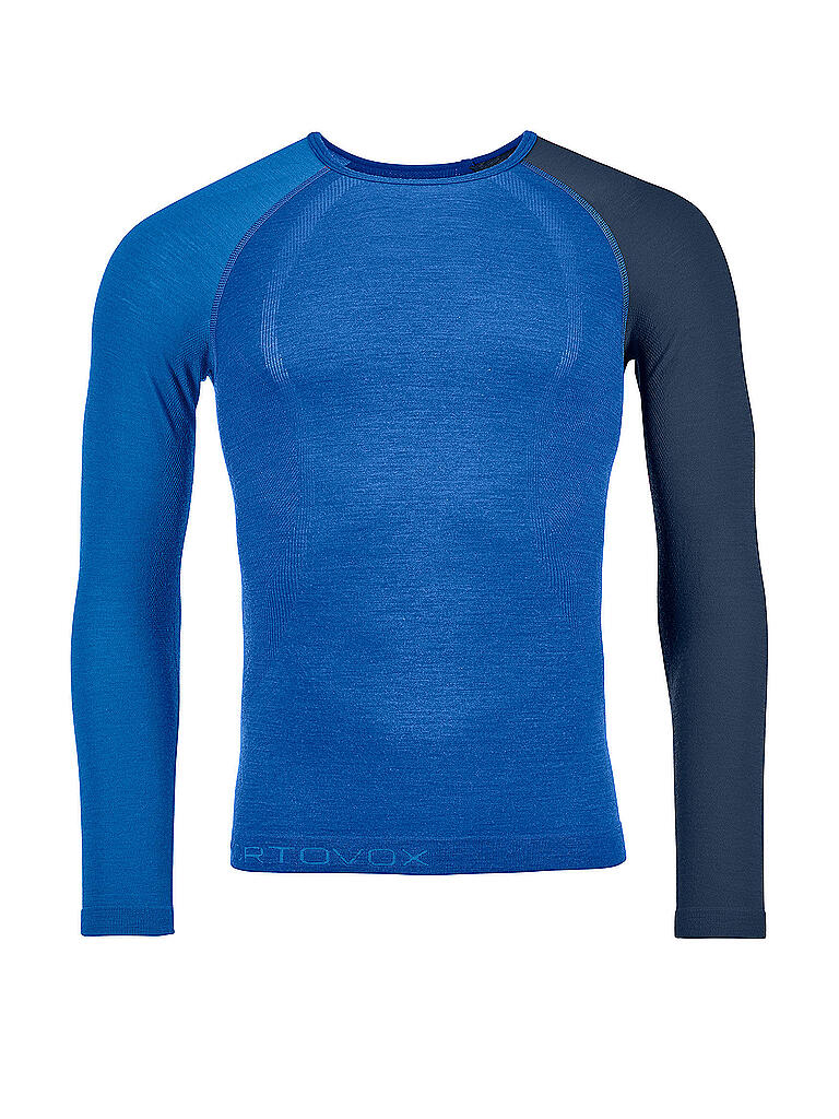 ORTOVOX | Herren Funktionsshirt 120 Comp Light | blau