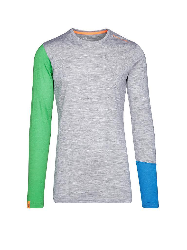 e209d2c6bbf9e9 ORTOVOX Herren Shirt Rock n Wool 185